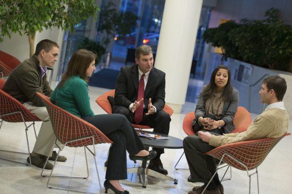 UCAPP meeting held on campus