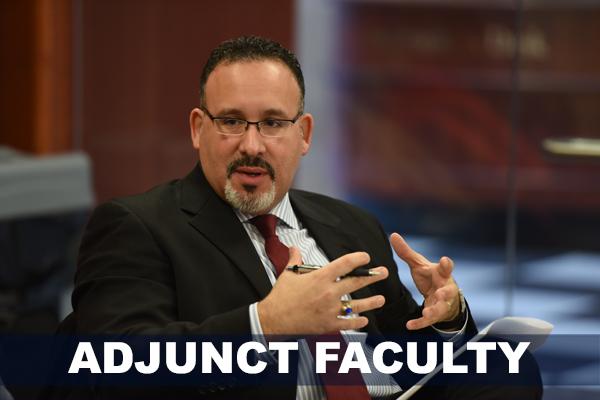 Dr. Miguel Cardona