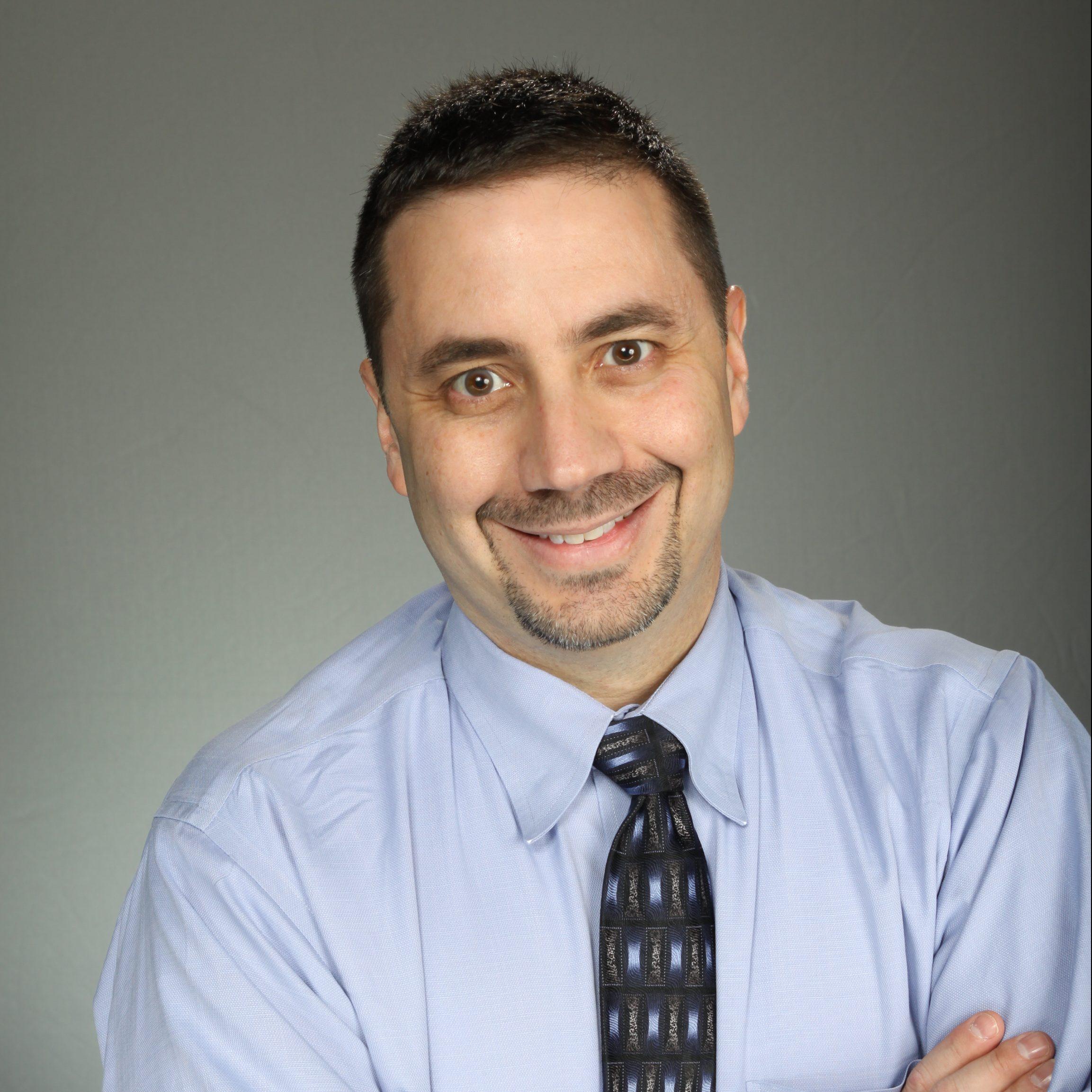 Eric Bernstein Headshot